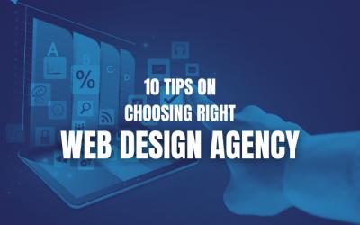 10 best tips on choosing a Web Design Agency