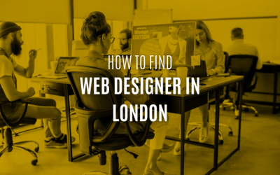 Web designer in London – Find one for your business