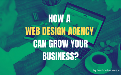 How a web design agency can grow your business